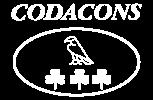 Logo codacons bianco
